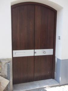 puertas de entrada