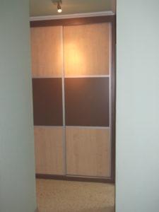 frente armario corredero