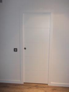 puerta paso corredera interna