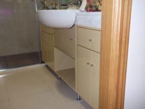 mueble baño a medida sevilla