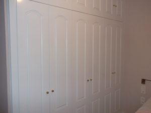 puertas armarios lacadas