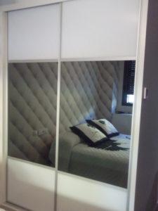 frente armario cristal