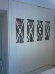 frente armario palilleria