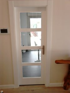 puerta de paso personalizada