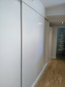frentes armarios blancos