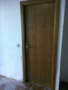 puerta paso patio