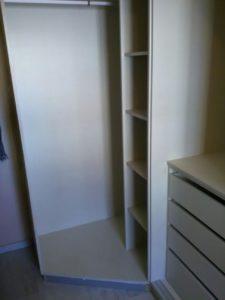 armario esquinero
