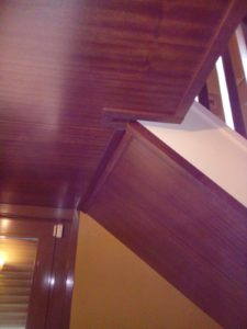 escaleras madera sevilla
