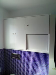 altillos baño