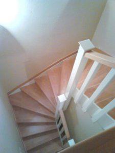 escaleras y barandas